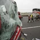 Nekklachten ongeval bus