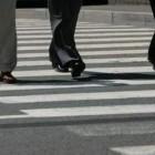 aangereden bij oversteken weg of zebrapad