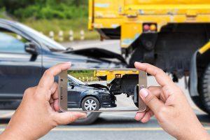letsel auto ongeluk