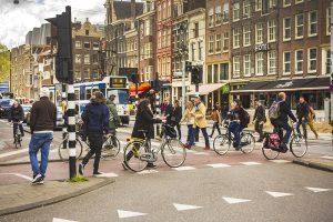 Verkeersveiligheid in de stad
